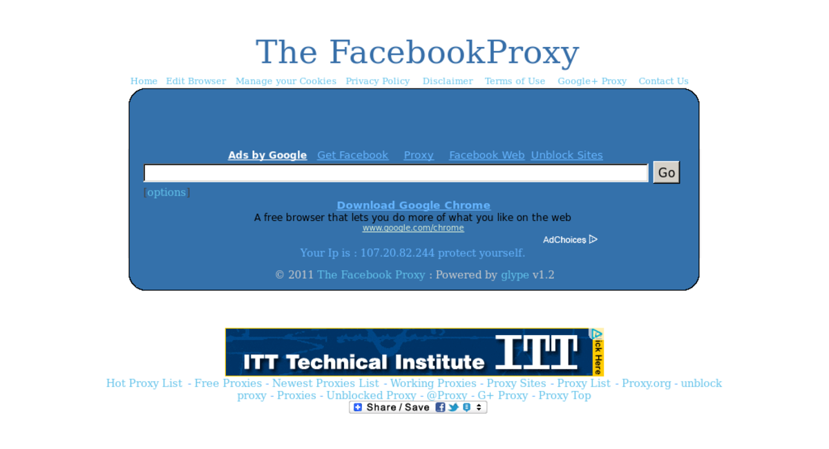 thefacebookproxy com — Website Sold on Flippa: Selling