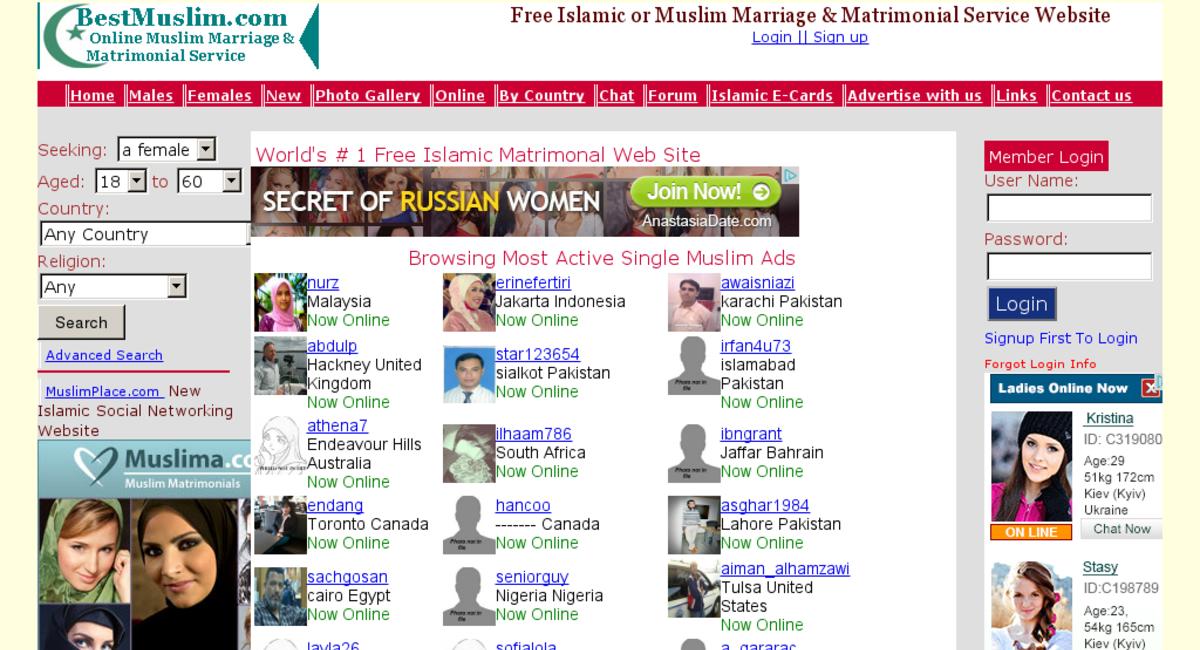 bestmuslim com — Website Listed on Flippa: Most popular Free Islamic