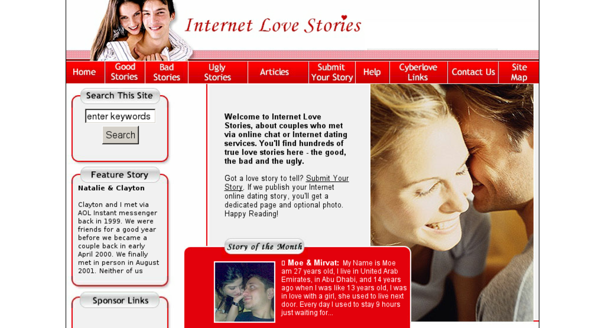 Internet dating stories bad