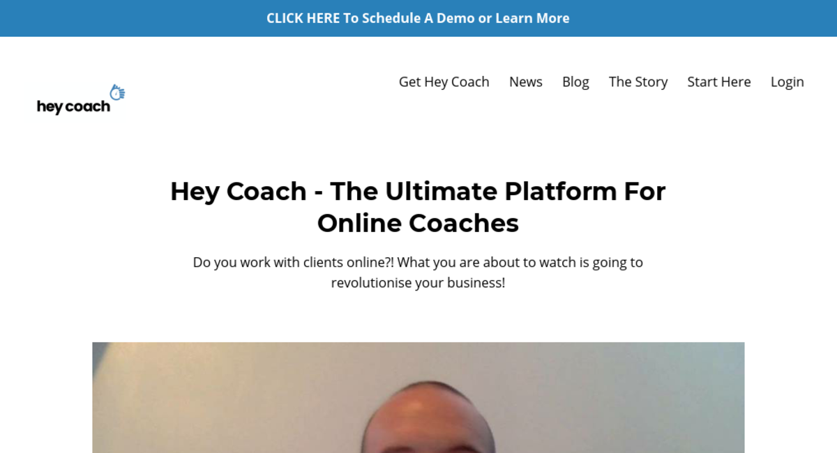 Heycoachapp Website For Sale On Flippa Exciting Opportunity