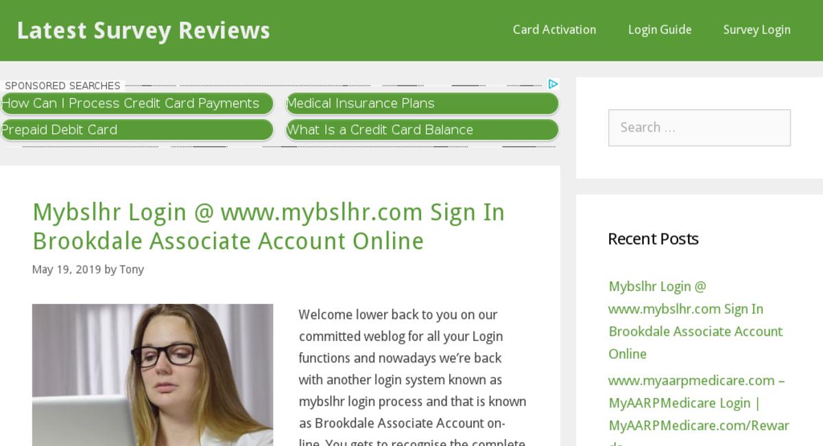 isurveylogin xyz — Website Listed on Flippa: 10 Months Old
