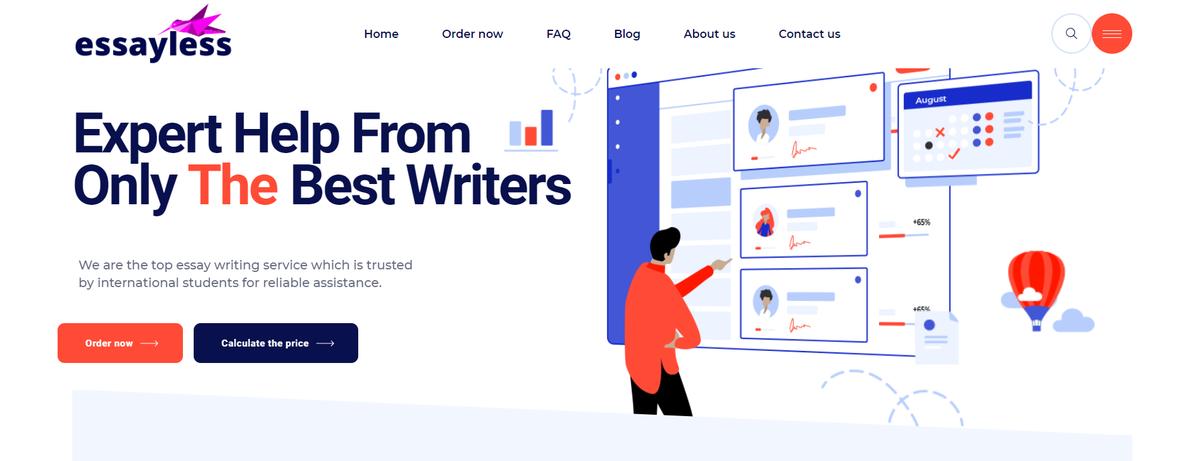 Premium writing company