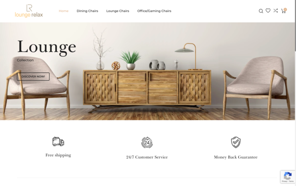 LoungeRelax.com - LoungeRelax.com | Premium Chairs|U.S. Supplier|FAST SHIPPING|$1,434 Domain Value