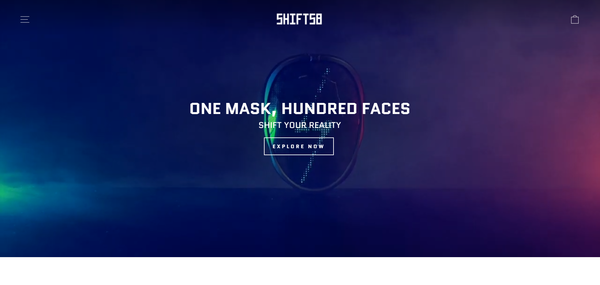 shifts8.com - Programamble LED Mask | Branded Automated Shopify One Product Store