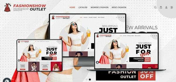 FashionShowOutlet.com - PREMIUM SHOPIFY FASHION DROPSHIP. Fully Automated. Profitable