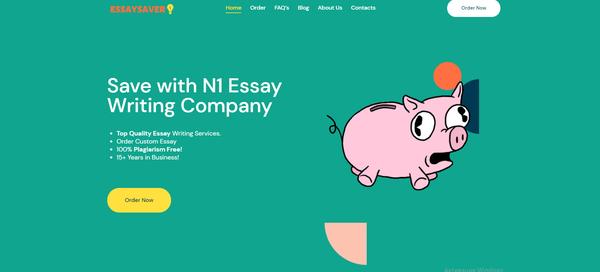 essaysaver.com - Hot Automated Essay Company. White Label & Newbie Friendly Business. High Profit
