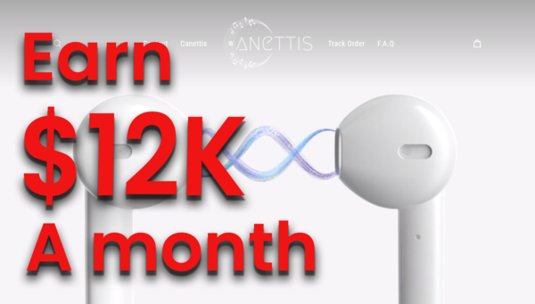 canettis.com - DON'T BE LATE & RIDE THE WAVE! Trending Product: (10-15K USD/Month) $$$