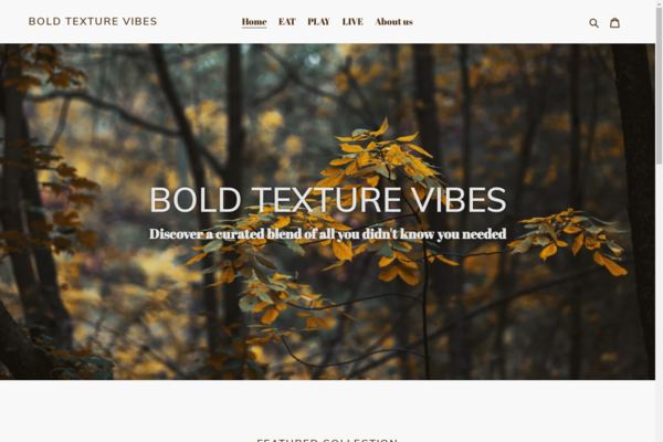 botexvibes.com - Carefully Crafted and curated store