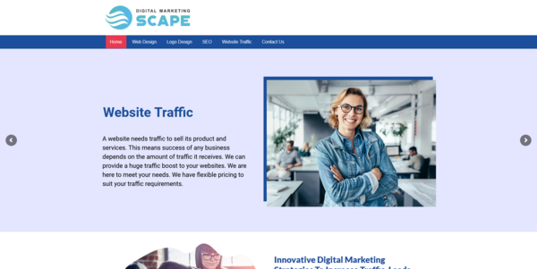 DigitalMarketingScape.com - PROFITABLE DIGITAL MARKETING RESELLER BUSINESS - Made $2622 in 3 Months. Fully Outsourced & Recession Proof Business. Suppliers & Marketing Guide Included