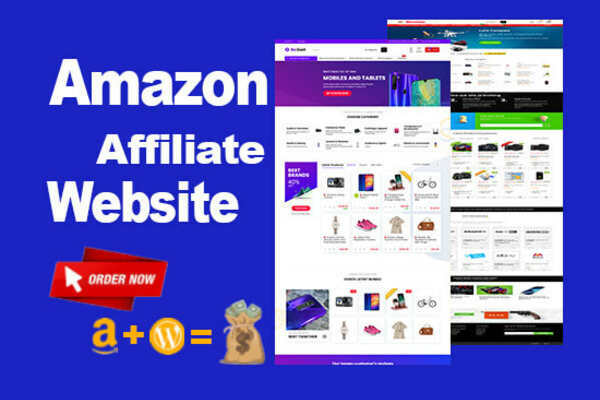 topdigiproduct.com - Amazon and clickbank combined affiliate website with 7k products loaded each