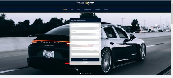 theautomark.com - Cars Marketplace / Virtual Showrooms / Dealerships (Website)