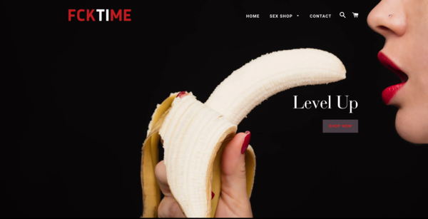 FckTime.com - Sex Toy Store  Fantastic Opportunity to Start Dropshipping Worldwide   New User Friendly   Automated Fulfilment   Premium Domain worth $1,083