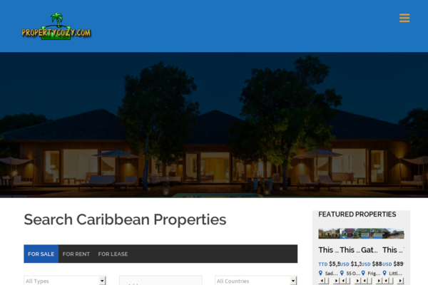 PropertyCozy.com - 3 y/o Automated Real Estate site $1000/Monthly frm AdSense + Youtube Channel