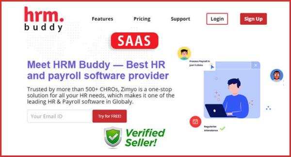 hrmbuddy.com - HRMbuddy   Complete SaaS HRM and Payroll Platform