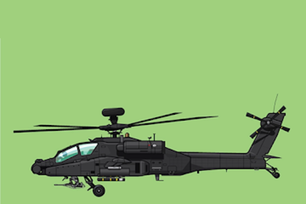 Helicopter Command - Addictive Mechanics  Crash-Free  iOS & Android