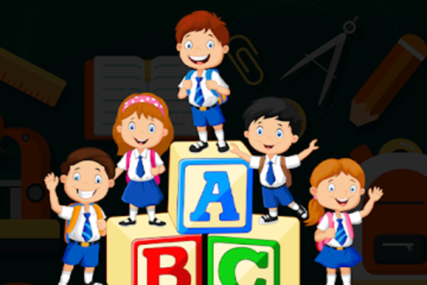 ABC kids learning game 2D - Android Mobile Game for sale || ABC Kids Learning Game 2D