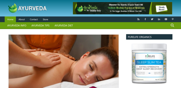 ayurvedacaretips.com - Ayurveda blog, an ancient Indian medicine system that uses natural herbs