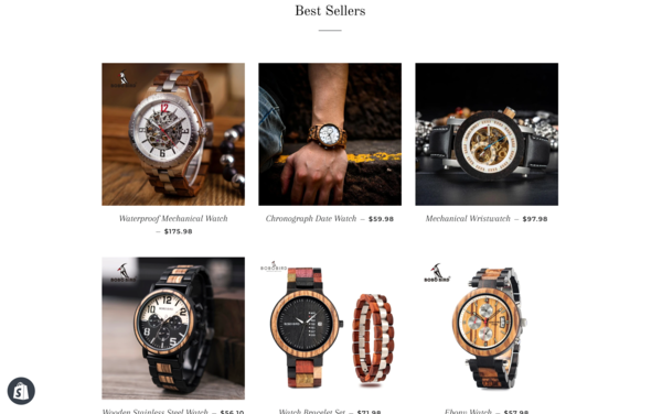 WoodenTimer.com - Premium Wooden Watches. Worldwide Shipping. $1,115 Domain Value