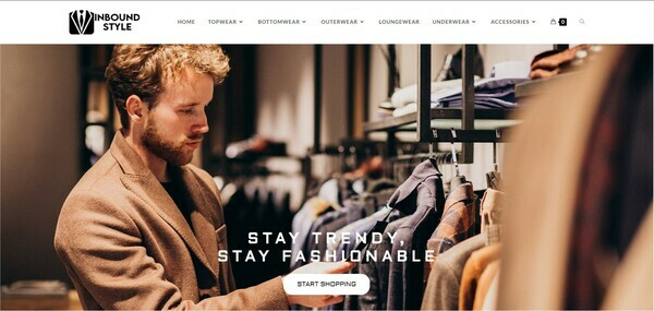 InboundStyle.com - Premium FASHION Store, Easy to Operate, 100% DROPSHIP from USA - HUGE BIN BONUS!