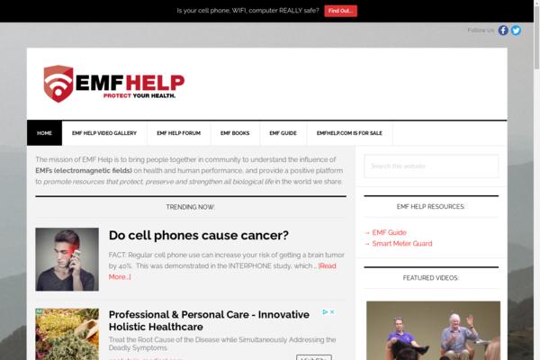 emfhelp.com - EMFHelp.com - Outstanding Brand for EMF Consulting & Mitigation