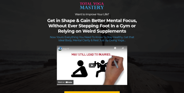 TotalYogaMastery.club - 10 eCommerce Websites With Digital Products | Exciting Buy It Now Bonuses