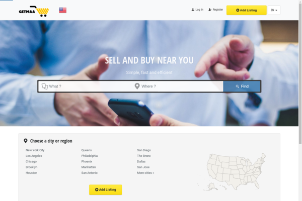 Getmaa.com - Create your own Classified Ads, Auto Deals Classified, Real Estate Classified
