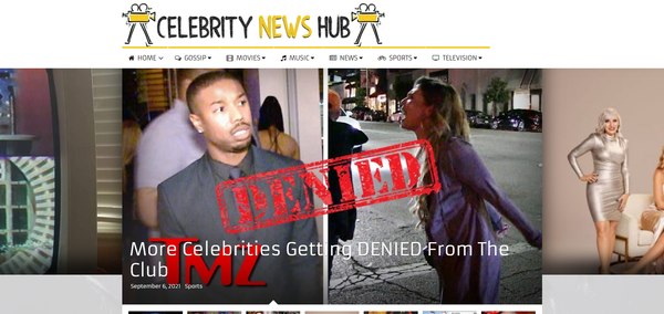 CelebrityNewsHub.com - CelebrityNewsHub.com  | 100% Fully Automated | Newbie Friendly Affiliate Site | Ready To Start Earning NOW| Just Send Traffic | BIN Bonuses | FREE 1 Year SSL