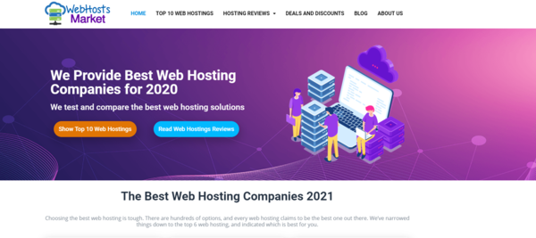 webhostsmarket.com - Amazing Hosting Affiliate, Earn upto $200/sale,Great Passive Income Opportunity!