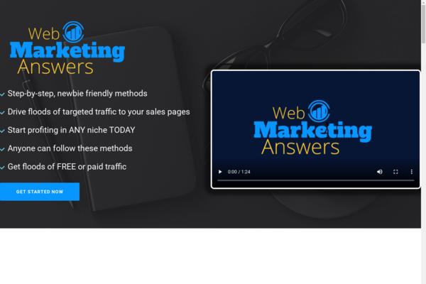 WebMarketingAnswers.com - Digital Marketing Training Course Store, Digital Product, Wordpress/WooCommerce