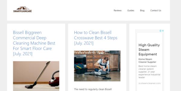 smartfloorcare.com - Smart floor care