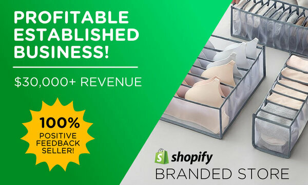 bluerex.shop - Established Shopify Dropshipping Store - EU Market - $30,000+ Revenue!