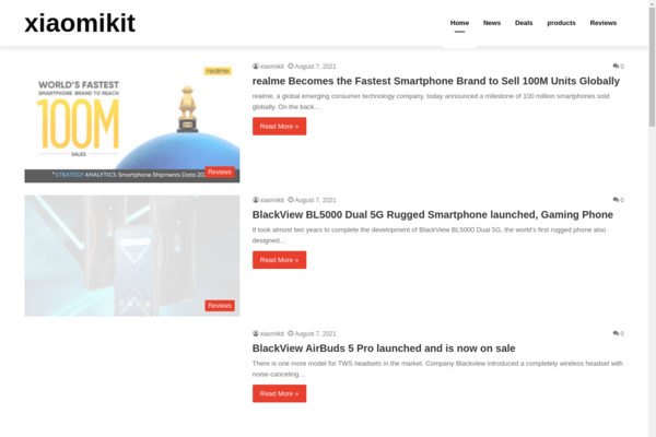xiaomikit.com - xiaomikit.com an affiliate approved website