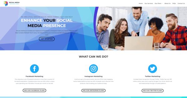 SocialMediaEnhancer.com - Social Media Marketing Business, Newbie Friendly, Fully Outsourced, Net Profit - $751 per/month|BIN Bonus - Buy It Now And Get a Free Site|US Business Database