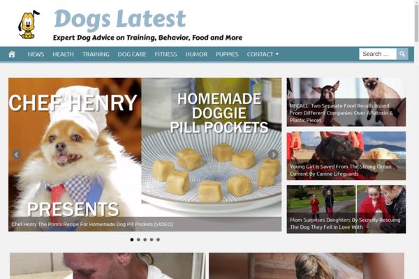 DogsLatest.com - Hot Niche DOG Website - Premium Design- Fully Automated -Ad Income - BIN Bonus