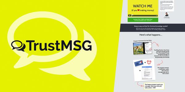 trustmsg.com - SaaS / Business