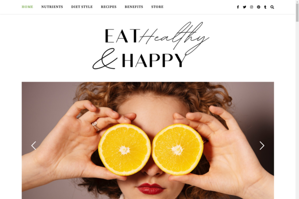 eatthy.com - Starter site for sale in health and nutrition industry