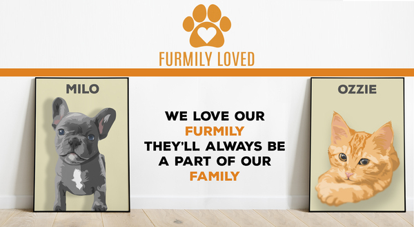 furmilyloved.com - Perfect Gift Giving Business   100% Unique Product   Business Plan Included