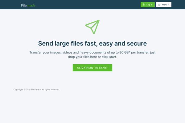 filesmack.com - File Sharing, File Transfer , File upload