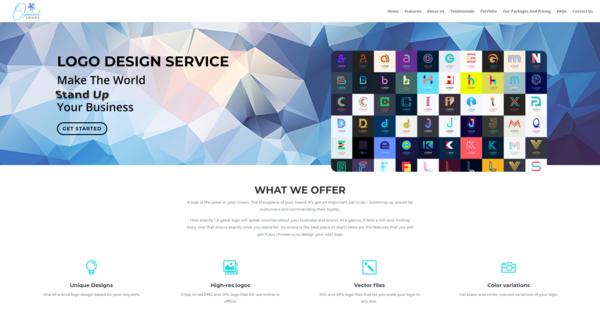 OpulentLogos.com - Logo Design Business, Newbie Friendly, Fully Outsourced, Net Profit - $787 per/month, BIN Bonus - Buy It Now And Get a Free Website, US Business Database