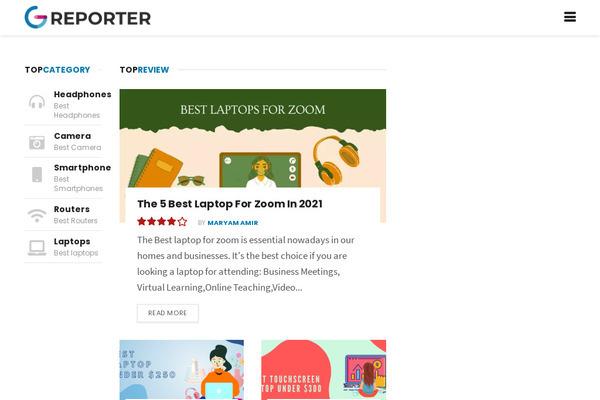 thegadgetreporter.com - Gadget Reporter | Tech Reviews | Gadget Reviews 2021