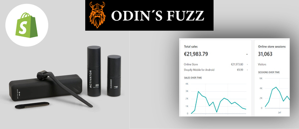 odinsfuzz.com - e-Commerce / Health and Beauty