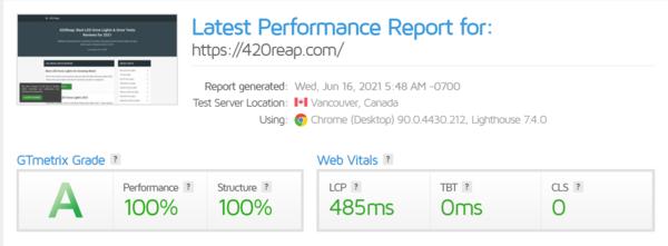 420reap.com - 3 Y/O Established Amazon Niche Site Making 5k$ Around Per Year