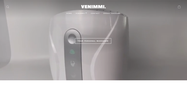 venimmi.com - Electric Hand Massager   Branded Automated One Product Store   1-5 Day Shipping