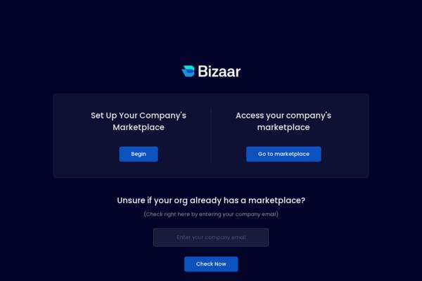 getbizaar.com - Enabling the employee share culture
