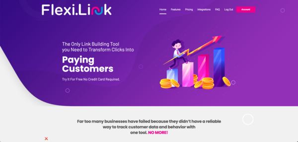 flexi.link - Link Shortener web app for Marketers, Influencers and Amazon sellers