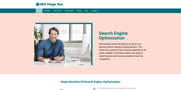 SEOMagicBox.com - PROFITABLE SEO BUSINESS - Made $1758 in 2 Months. Recession Proof Business