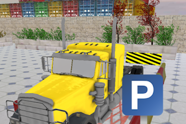 US American Truck Parking Game 3D - US American Truck Paring    Game Android Mobile Game for sale