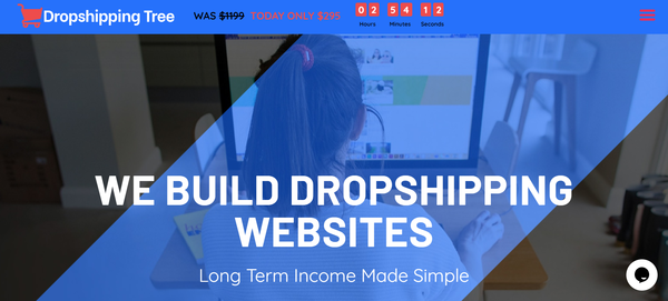 DropshippingTree.com - Own Your Own Dropshipping Agency Business