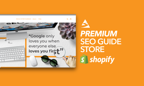 TheSeoGuidebook.com - Password: 1234 | SEO Ebook Digital Product Shopify Store