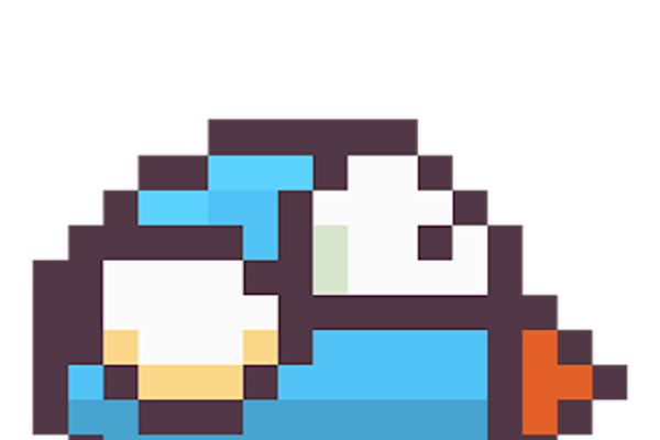 Jumpy Birdy - Fly through the city while avoiding the pipes at all cost!